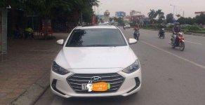 Cần bán lại xe Hyundai Elantra 1.6 AT 2017, màu trắng giá 555 triệu tại Thái Bình