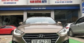 Cần bán xe Hyundai Accent năm sản xuất 2019, bản full giá 480 triệu tại Hà Nội