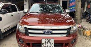 Cần bán gấp Ford Ranger XLS 2.2AT năm sản xuất 2015, màu đỏ, xe nhập giá 495 triệu tại Hà Nội