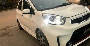 Cần bán lại xe Kia Morning Si MT đời 2017, màu trắng số sàn giá 300 triệu tại Hà Nội