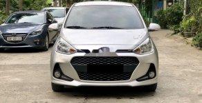 Bán ô tô Hyundai Grand i10 1.2 AT đời 2019, màu bạc, giá tốt giá 397 triệu tại Hà Nội