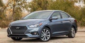 Ưu đãi tặng phụ kiện chính hãng khi mua chiếc Hyundai Accent 1.4 AT, sản xuất 2020 giá 499 triệu tại Tp.HCM