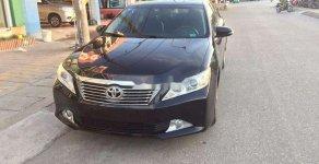 Cần bán lại xe Toyota Camry 2.5Q sản xuất năm 2014, màu đen chính chủ giá 815 triệu tại Thái Bình