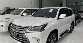 Bán Lexus LX 2018, màu trắng, nhập khẩu nguyên chiếc giá 8 tỷ 350 tr tại Hà Nội