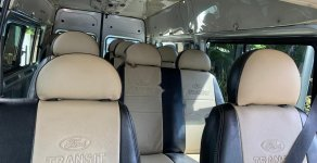Bán Ford Transit 2009, màu bạc, chính chủ  giá 275 triệu tại Trà Vinh