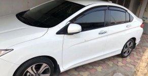 Cần bán gấp Honda City năm sản xuất 2017, màu trắng, giá chỉ 455 triệu giá 455 triệu tại Tp.HCM
