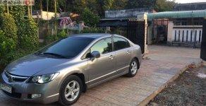 Cần bán Honda Civic sản xuất năm 2009, màu bạc giá 330 triệu tại Tp.HCM