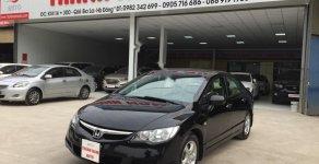 Bán Honda Civic 1.8AT năm sản xuất 2008, màu đen, giá 315tr giá 315 triệu tại Hà Nội