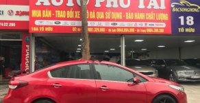 Cần bán gấp Kia Cerato 2.0AT năm sản xuất 2016, màu đỏ giá 560 triệu tại Hà Nội