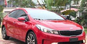 Bán Kia Cerato 1.6AT năm sản xuất 2018, màu đỏ, giá tốt giá 589 triệu tại Hà Nội
