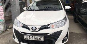 Cần bán lại xe Toyota Vios đời 2019, màu trắng giá 519 triệu tại Tp.HCM
