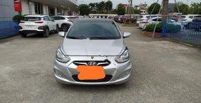 Cần bán xe Hyundai Accent AT sản xuất năm 2011, màu bạc, nhập khẩu giá 360 triệu tại Hà Nội