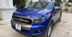Bán Ford Ranger đời 2017, màu xanh lam, nhập khẩu số sàn, giá tốt giá 510 triệu tại Hà Nội