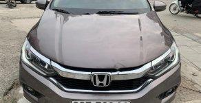 Bán xe Honda City top đời 2017, màu nâu, 545 triệu giá 545 triệu tại Hà Nội