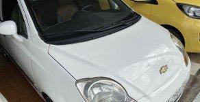Bán Chevrolet Spark sản xuất năm 2009, màu trắng giá 90 triệu tại Tp.HCM