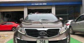 Bán xe Kia Sportage Limited sản xuất năm 2010, màu nâu, nhập khẩu   giá 505 triệu tại Hà Nội
