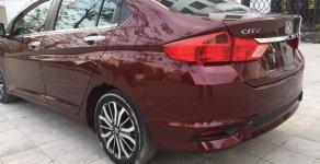 Bán Honda City sản xuất năm 2018, màu đỏ, giá chỉ 570 triệu giá 570 triệu tại Hà Nội