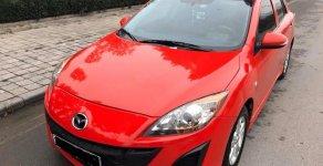 Cần bán gấp Mazda 3 1.6 AT năm sản xuất 2010, màu đỏ, nhập khẩu giá 338 triệu tại Hà Nội