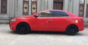 Bán Kia Forte năm 2009, màu đỏ, nhập khẩu Hàn Quốc số tự động giá 345 triệu tại Bắc Ninh