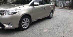 Cần bán xe Toyota Vios 1.5E đời 2017, màu bạc chính chủ giá 400 triệu tại Hà Nội