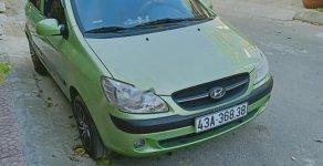 Bán ô tô Hyundai Getz 1.1 MT sản xuất năm 2009, màu xanh lam, nhập khẩu nguyên chiếc giá 189 triệu tại Đà Nẵng