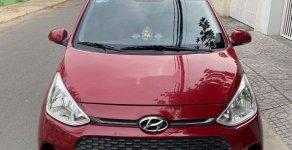 Cần bán lại xe Hyundai Grand i10 1.2 AT sản xuất 2017, màu đỏ, xe nhập số tự động giá 360 triệu tại Tp.HCM