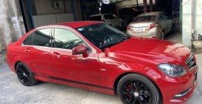 Cần bán Mercedes C200 năm sản xuất 2011, màu đỏ số tự động, giá tốt giá 535 triệu tại Tp.HCM