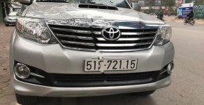 Bán ô tô Toyota Fortuner đời 2015, màu bạc giá cạnh tranh giá 725 triệu tại Hà Nội