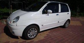 Bán Daewoo Matiz SE năm sản xuất 2004, màu trắng giá 89 triệu tại Bình Dương