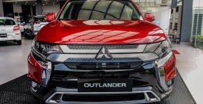 Mitsubishi Quảng Nam - Bán ô tô Mitsubishi Outlander 2.0 CVT đời 2020, màu đỏ giá 825 triệu tại Đà Nẵng