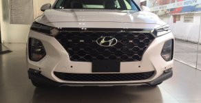 Phiên bản đặc biệt, máy xăng: Hyundai Santa Fe 2.4L năm sản xuất 2020, màu trắng, bán giá tốt giá 1 tỷ 100 tr tại Tp.HCM