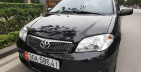 Cần bán Toyota Vios sản xuất năm 2007, màu đen xe gia đình giá 151 triệu tại Hà Nội