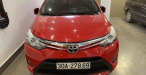 Bán Toyota Vios năm sản xuất 2014, màu đỏ giá cạnh tranh giá 430 triệu tại Hà Nội