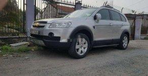 Cần bán xe Chevrolet Captiva LT năm 2007, màu bạc, xe nhập giá 238 triệu tại Tp.HCM