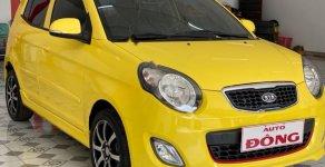 Bán Kia Morning SX 1.1 AT sản xuất năm 2011, màu vàng, chính chủ   giá 230 triệu tại Lâm Đồng