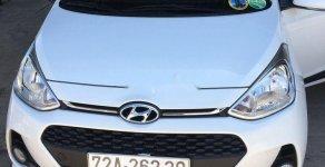 Bán ô tô Hyundai Grand i10 sản xuất 2018, màu trắng giá cạnh tranh giá 310 triệu tại BR-Vũng Tàu