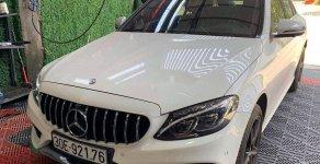 Bán Mercedes C300 AMG sản xuất 2016, màu trắng chính chủ giá 1 tỷ 480 tr tại Hà Nội