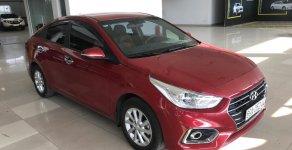 Xe Hyundai Accent 1.4MT năm 2018, màu đỏ giá cạnh tranh giá 450 triệu tại Tp.HCM