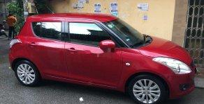 Cần bán Suzuki Swift đời 2013, màu đỏ, nhập khẩu chính chủ giá 390 triệu tại Hà Nội