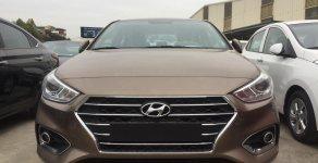 Bán xe Hyundai Accent 1.4 AT đời 2020, màu nâu, giá 540tr giá 540 triệu tại Thanh Hóa