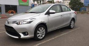 Cần bán Toyota Vios 1.5E năm 2016, màu bạc số sàn, 395 triệu giá 395 triệu tại Vĩnh Phúc