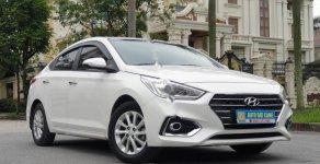 Bán ô tô Hyundai Accent 1.4 AT 2018, màu trắng, giá 505tr giá 505 triệu tại Hải Phòng