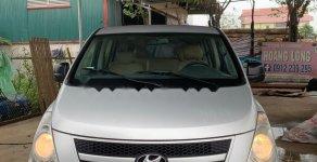 Cần bán gấp Hyundai Grand Starex 2.5 MT sản xuất 2007, màu bạc, nhập khẩu giá 288 triệu tại Hà Nội