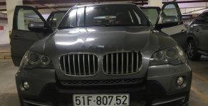 Bán ô tô BMW X5 đời 2007, màu xám, xe nhập giá 580 triệu tại Tp.HCM