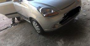 Bán Chevrolet Spark LT 0.8 MT sản xuất 2008, màu bạc xe gia đình, giá 92tr giá 92 triệu tại Thanh Hóa