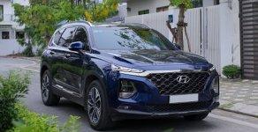 Ưu đãi giảm giá sâu chiếc xe Hyundai Santa Fe 2.2L máy dầu tiêu chuẩn, sản xuất 2020 giá 1 tỷ 50 tr tại Tp.HCM