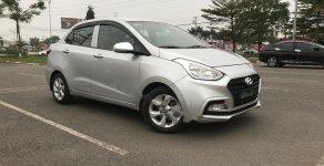 Bán ô tô Hyundai Grand i10 1.2 MT đời 2018, màu bạc số sàn, giá tốt giá 345 triệu tại Vĩnh Phúc