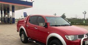 Bán Mitsubishi Triton đời 2011, màu đỏ giá 340 triệu tại Hà Nội
