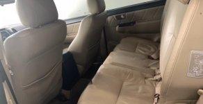 Cần bán xe Toyota Fortuner 2.7V 2016, màu bạc giá 740 triệu tại Hà Nội
