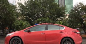 Bán Kia Cerato năm sản xuất 2016, màu đỏ như mới giá 560 triệu tại Hà Nội